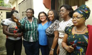 Photo with advocates after a Right Based Advocacy training in Lagos, Nigeria