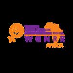 Africa logo orange