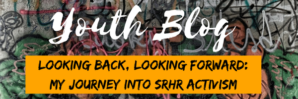 Youth Blog banner